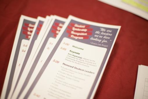 Event Program - Photo by Yuriy Kurprikov: yuriykuprikov.com